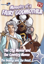 Memoirs Of A Fairy Godmother: City Mouse & Country On DVD - DD580424