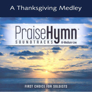 A Thanksgiving Medley Praise Hymn Soundtracks On Audio CD Album - DD592810