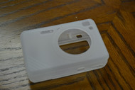 Init NT-CA126 White Silicone Skin Camera Case For Sony W120 Digital - EE123508