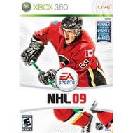 NHL 09 For Xbox 360 Hockey - EE530148