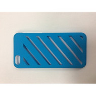 IConcept Hardshell Case For iPhone 5C Carved Diagonal Lines Design - EE548053
