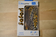 LifeWorks Safari Case For iPhone 4/4S Cheetah Fitted Cover - EE564065