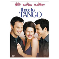 Three To Tango On DVD With Neve Campbell 3 Comedy - DD595798