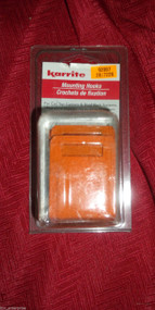 Karrite Mounting Hooks 92007 Orange - EE462778