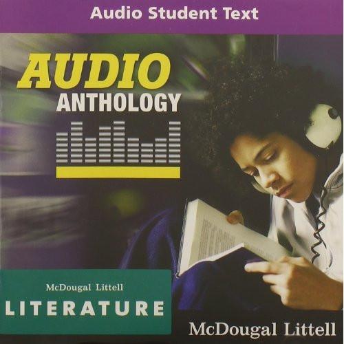 McDougal Littell Literature Audio Anthology Grade 8 By Mcdougal EE498491