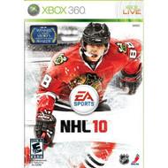 NHL 10 For Xbox 360 Hockey - EE600473