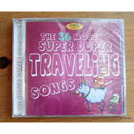 The 36 Of The Most Super Duper Traveling Songs On Audio CD Album 2005 - DD628363