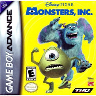 Disney/Pixar's Monsters Inc For GBA Gameboy Advance Action - EE526918