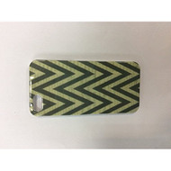 iConcepts Hardshell Case For iPhone 5 5S SE Zigzag Design Grey Cover - EE547815