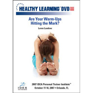 Are Your Warm-Ups Hitting The Mark? With Loren Landow Exercise On DVD - EE477080