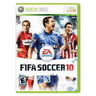 FIFA Soccer 10 For Xbox 360 - EE618691