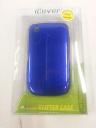 iCover Glitter Case For BlackBerry Curve 8520 8530 9300 Blue Cover - EE434068