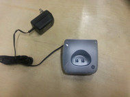 GE Rechargeable Phone Charger Cradle With Power Adapter Model 30520 - EE461313
