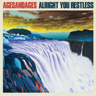 Alright You Restless On Vinyl Record by AgesandAges - EE548271