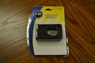 Init NT-CA125 Black Silicone Skin Camera Case For Sony W120 Digital - EE123509