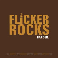 Harder By Flicker Rocks On Audio CD Album - DD587503