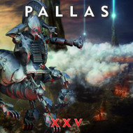 Xxv On Vinyl Record by Pallas - EE549139