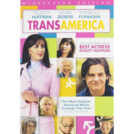 Transamerica Widescreen Edition On DVD With Felicity Huffman - DD597455