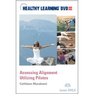 Assessing Alignment Utilizing Pilates Exercise & Fitness With Cathleen - EE477090