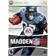 Madden NFL 07 For Xbox 360 Football - EE554230