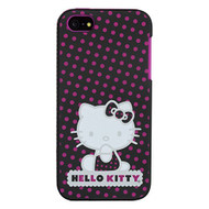 Hello Kitty iPhone 5 5S SE Polka Dot Case Pink Cover Multi-Color - EE558921