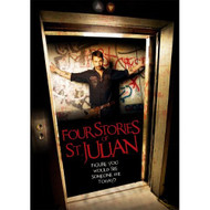 Four Stories Of St Julian 4 Horror On DVD - EE453533