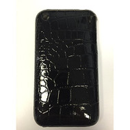 iCover Black Alligator Skin Case For iPhone 3G 3GS Cover - EE551800