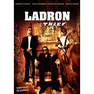 Ladron Thief On DVD With Jeff Conaway Ricco Chapa Stanley Griego - EE596347