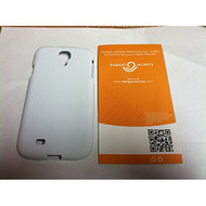 Gadget Jackets High Quality Soft Case For Samsung Galaxy S4 White - EE532419
