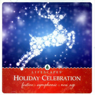 Holiday Celebration Christmas On Audio CD Album - EE536948