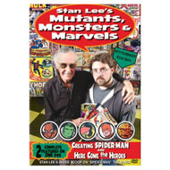 Stan Lee's Mutants Monsters & Marvels: Creating Spider-Man And Here - DD577495