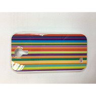 Iconcept Hardshell Case For Samsung Galaxy S4 Rainbow Design - DD594353