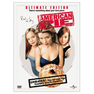 American Pie Widescreen Unrated Ultimate Edition On DVD With Jason - DD580707