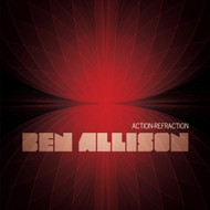 Action-Refraction On Vinyl Record by Ben Allison - EE549057