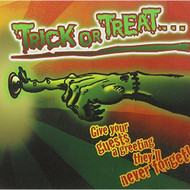 Halloween Trick Or Treat By Various On Audio CD Album 2011 - DD629274