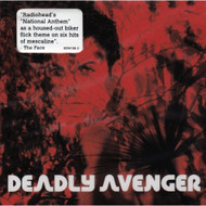 Deep Red By Deadly Avenger On Audio CD Album 2003 - DD629279