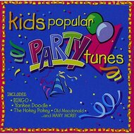 Kids Popular Party Tunes By Various On Audio CD Album 2011 - DD629473
