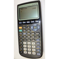 Texas Instruments TI-83 Plus Programmable Graphing Calculator - ZZ627960