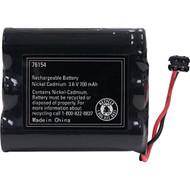 GE Cordless Phone Nicad 3.6V 700MAH Battery 76154 Telephone - DD617427