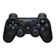 Authentic Sony OEM PS3 Dualshock 3 Wireless Remote Controller Black - ZZ491613