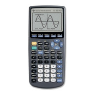 Texas Instruments Graphing Calculator Black Handheld Ti 83 - ZZ628033