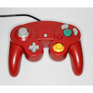 Replacement GameCube Controller Red By Mars Devices Gamepad Wii For - ZZZ99056