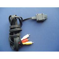 Nintendo OEM Audio Visual A/v Cord Cable TV For Super Nintendo SNES - ZZ599231