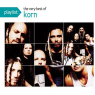 Playlist By Korn On Audio CD Album 2008 - EE548601