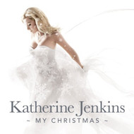 My Christmas By Katherine Jenkins On Audio CD Album Holiday 2012 - EE510129