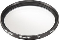 Rocketfish RFUVF55 55MM UV Lens Filter For Canon Nikon - DD642792