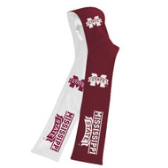 NCAA Mississippi State Hoodie Fleece Scarf - EE536574