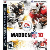 Madden NFL 10 For PlayStation 3 PS3 Football - EE558733