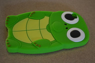Griffin Kazoo Case For iPod Touch 4 Turtle Fitted Green - EE557363