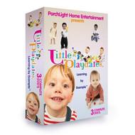 Little Playdates With Little Playdates Box Set Children On DVD - EE453891